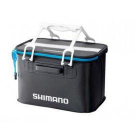 BORSA SHIMANO STAGNA LIGHT TACKLE BAG Grande Black