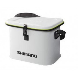 BORSA STAGNA SHIMANO LIGHT TACKLE BAG LARGE WHITE