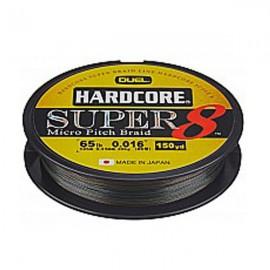 duel hardcore super 8 150yds 15lb 0.19