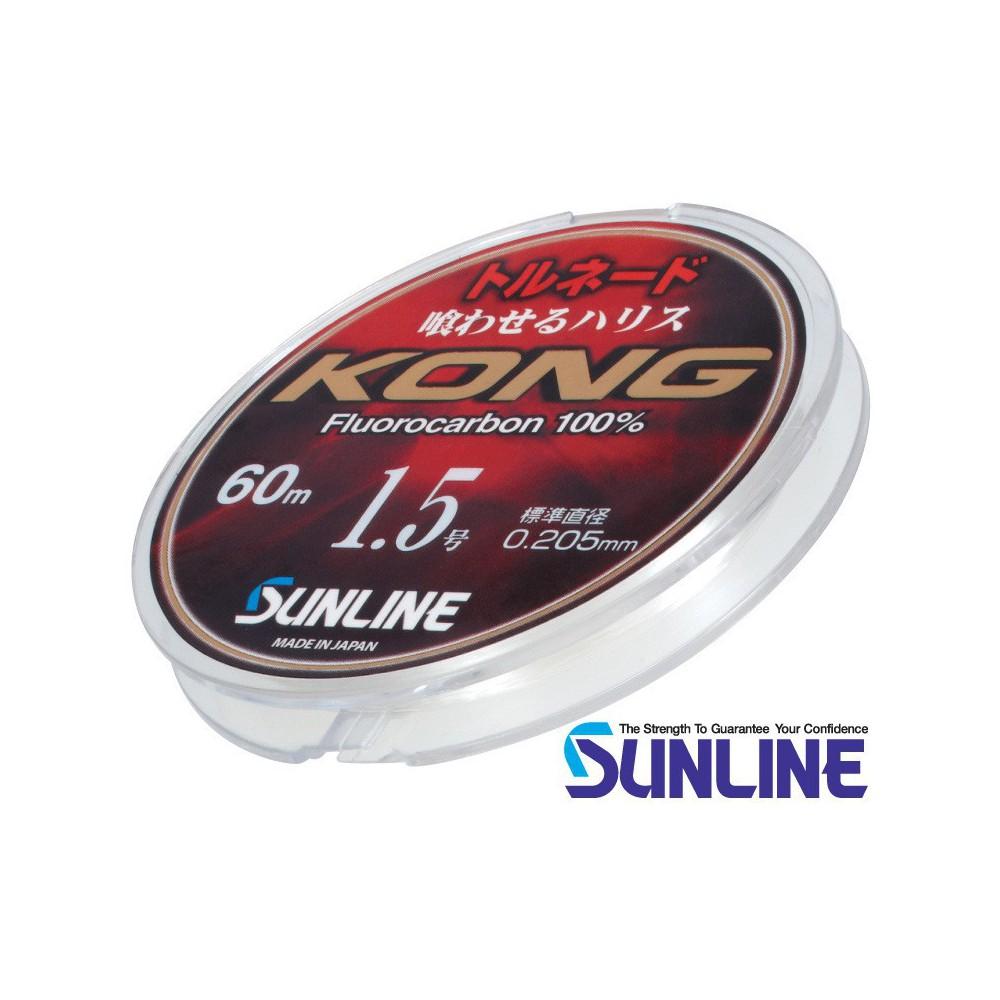 sunline kong fluoroc. 30m 0.405