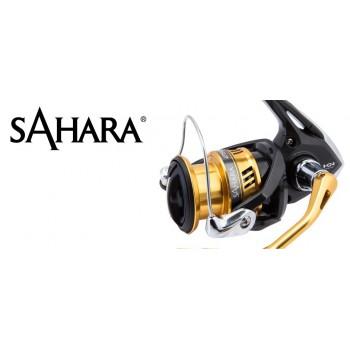 Mulinello Shimano Sahara 4000 FI pesca spinning eging calamaro seppie