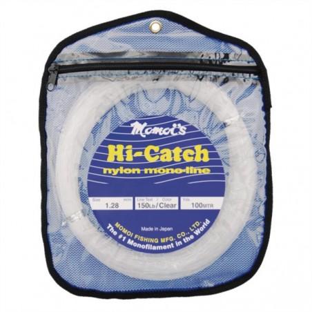 HI CATCH LEADER COILS MT.100 60LB D.0,75