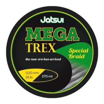 JATSUI MEGA TREX MT.600 50 LB 0,33