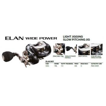TAILWALK ELAN WIDE POWER 71BL slow blatt