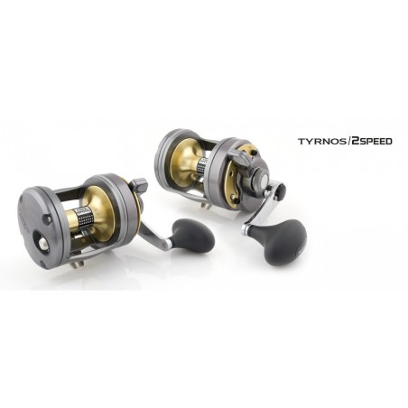 MULINELLO TYRNOS 30 LBS 2 SPEED