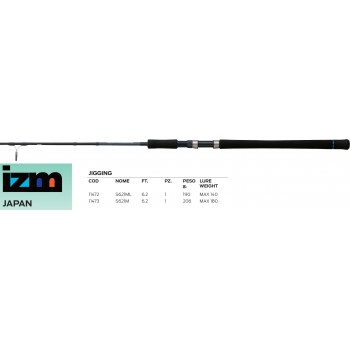 A-TEC IZM JIGGING S621M 180 GR