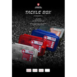 moncross tackle box mc-156wb red