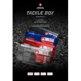 moncross tackle box mc-176wb red