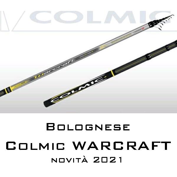 Bolognese Colmic Warcraft novita 2021