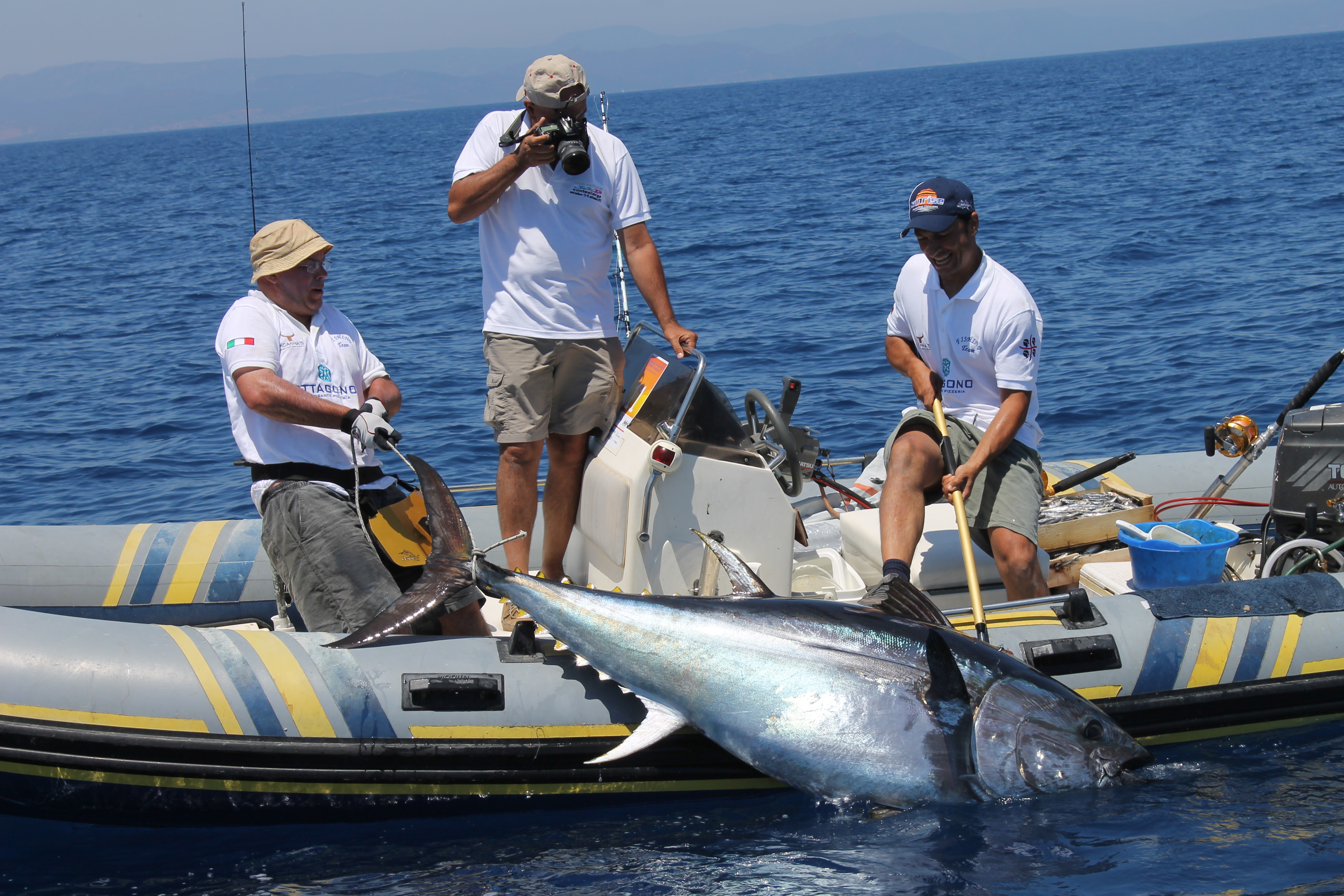 pesca al tonno in sardegna